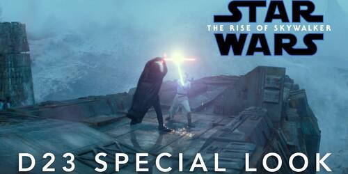Star Wars, The Rise of Skywalker, ecco il first look
