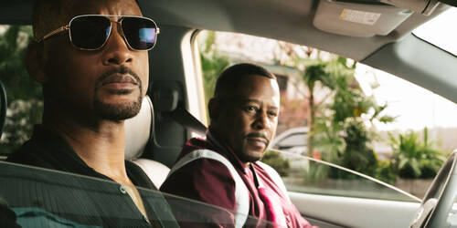 Bad Boys for Life, Will Smith e Martin Lawrence