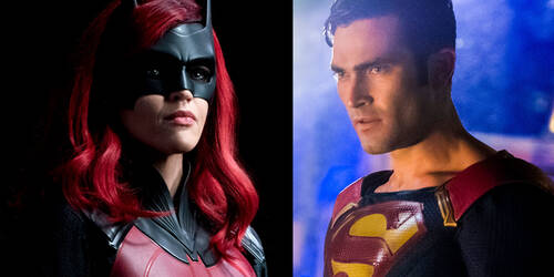 Superman, Lois e Batwoman