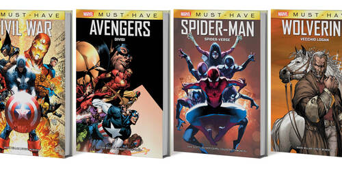Marvel Must Have, la collana a fumetti per la propria libreria definitiva Marvel