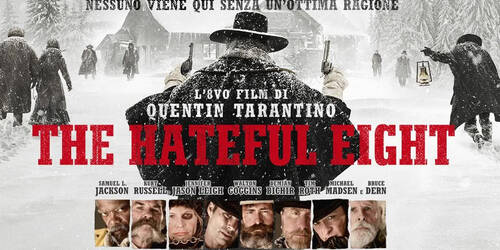 The Hateful Eight di Quentin Tarantino