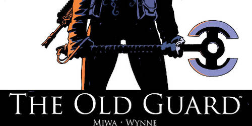 The Old Guard, il fumetto da cui è nat l'omonimo film Netflix con Charlize Theron e Luca Marinelli ora disponibile