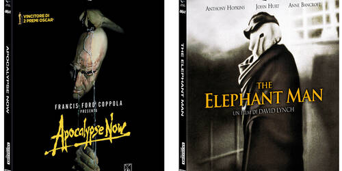 Gli Anni Piu' Belli, Radioactive, I 400 Colpi e Jules e Jim escono in DVD e Blu-Ray; The Elephant Man e Apocalypse Now in 4k