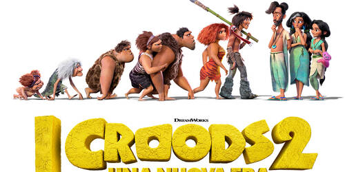 I Croods 2, Trailer e Poster in Italiano