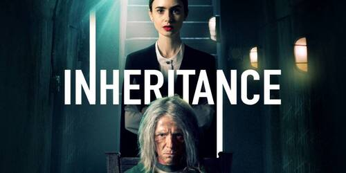 Inheritance, recensione film con Lily Collins e Simon Pegg