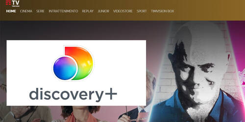 TIMvision Discovery Plus