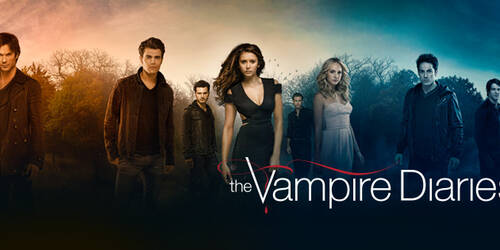 The Vampire Diaries (credit: The Vampire Diaries, Official Facebook Page)