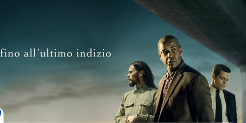 Fino all'ultimo indizio, film con Denzel Washington, Rami Malek e Jared Leto