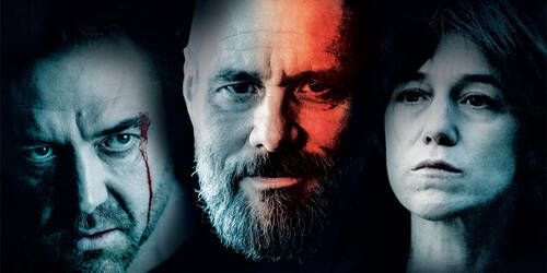 Il thriller Dark Crimes