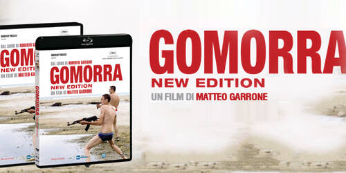 Gomorra New Edition in DVD e su Rai3
