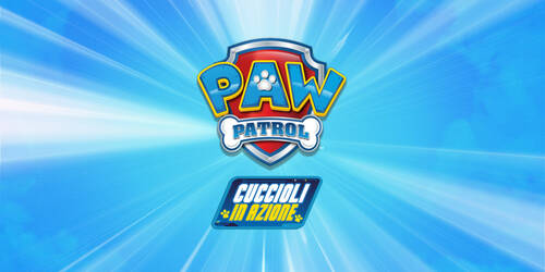Pop-up channel Paw Patrol - Cuccioli in azione