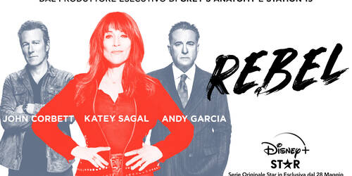 Rebel con Katey Sagal su Disney Plus dal 28 Maggio