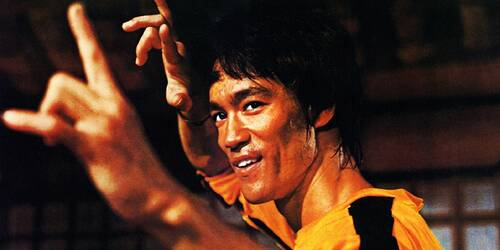 Bruce Lee [credit: courtesy of Ufficio Stampa RAI]
