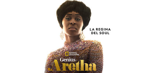 Genius Aretha su Disney Plus