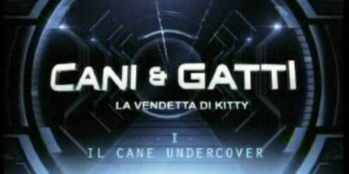 Cani e Gatti: La vendetta di Kitty 3D - Backstage 1