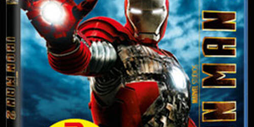 Iron Man 2 - Home video, presentazione DVD e Blu Ray