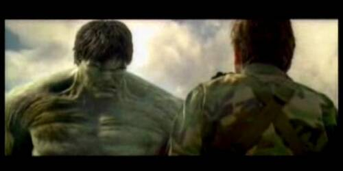 L'incredibile Hulk - Trailer italiano