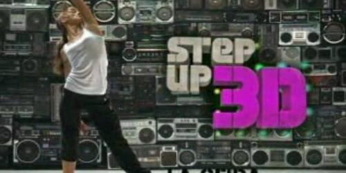 Step Up - 3D - Backstage 01 - La sfida