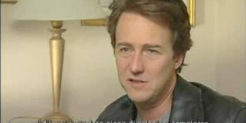 Stone - Intervista ad Edward Norton