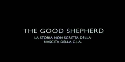 The Good Shepherd - L'ombra del potere - Trailer Italiano