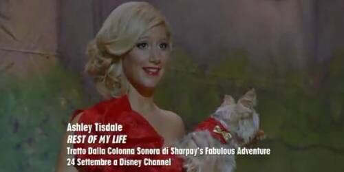 Clip 'Rest of my life' - Sharpay's Fabulous Adventure