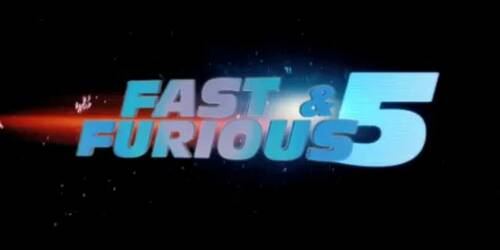 Fast and Furious 5 - Spot TV 60 secondi
