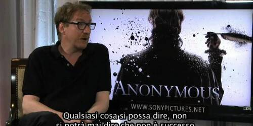 Featurette 'intervista al cast' - Anonymous