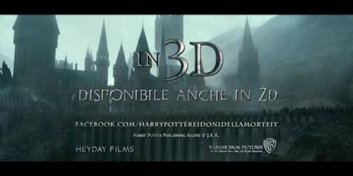 Harry Potter e i doni della morte (parte 2) - Spot 15 Epic