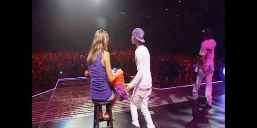 Justin Bieber: Never Say Never - Clip One Less Lonely Girl