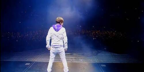 Justin Bieber: Never Say Never - Clip Vocal Chords