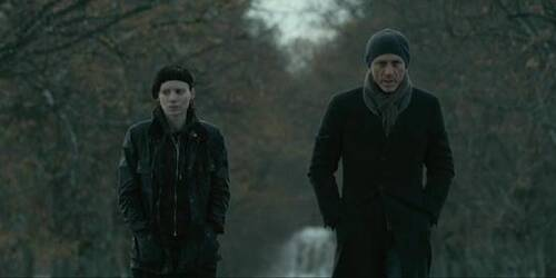 Trailer - The Girl with the Dragon Tattoo