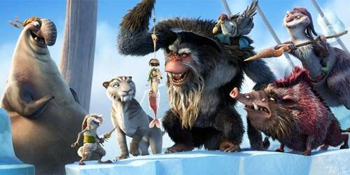 Trailer 2 - Ice Age: Continental Drift