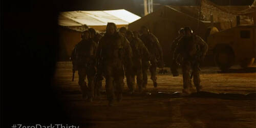 Clip Helicopter - Zero Dark Thirty