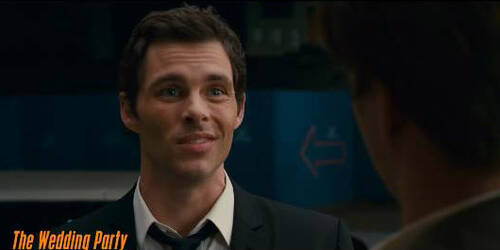 Clip James Marsden - The Wedding Party