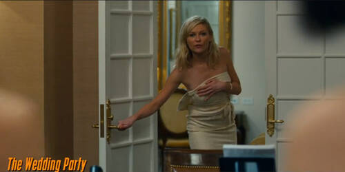 Clip Kirsten Dunst, Regan - The Wedding Party