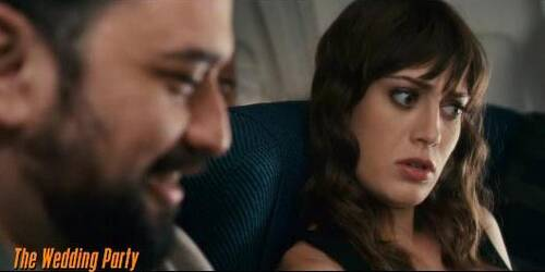 Clip Lizzy Caplan - The Wedding Party