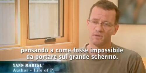 Featurette Impossible Journey - Vita di Pi
