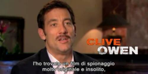 Intervista a Clive Owen - Killer Elite