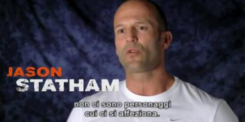 Intervista a Jason Statham - Killer Elite