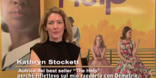 Intervista a Kathryn Stockett - The Help