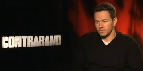 Intervista a Mark Wahlberg - Contraband