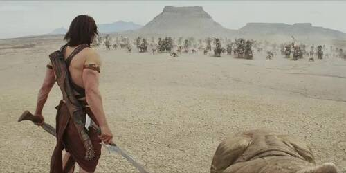 John Carter - Super Bowl 2012 Spot