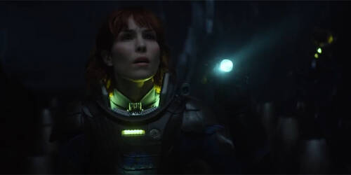 Teaser Trailer italiano - Prometheus
