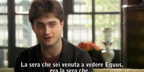 Speciale JK Rowling e Daniel Radcliffe - Harry Potter Wizard's Collection