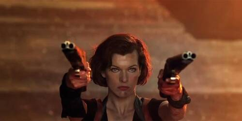 Spot Lotta - Resident Evil: Retribution