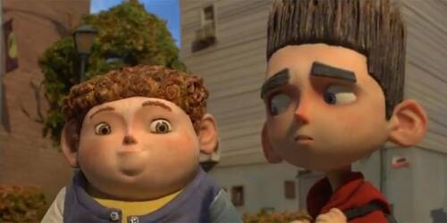 Trailer italiano - ParaNorman