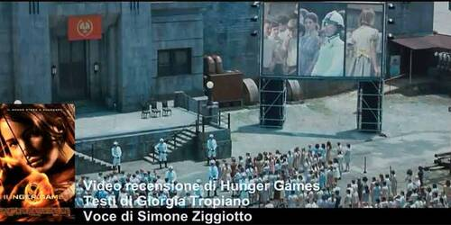 Hunger Games, trailer italiano