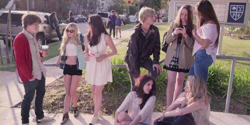 Clip 5 minuti del film - Bling Ring