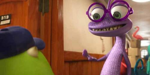 Clip Mike incontra Randy - Monsters University