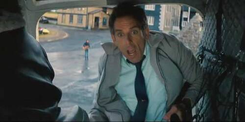 Clip Eruption - I sogni segreti di Walter Mitty